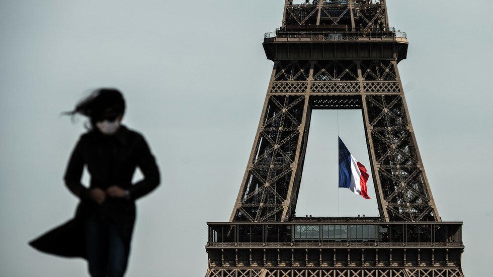 سقوط تاریخی ۱۳.۸ درصدی تولید ناخالص داخلی فرانسه