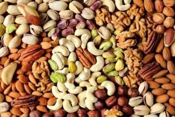 قیمت آجیل و خشکبار در ۲۶ خرداد ۱۴۰۰
