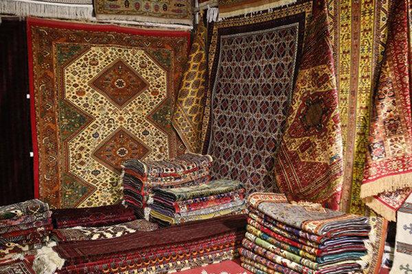 ۱۱۸ هزار متر مربع فرش دستباف در زنجان تولید شد
