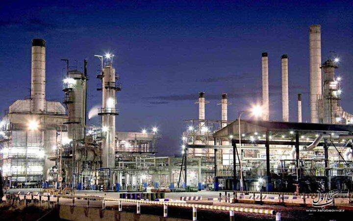 تولید ۸۳۰ میلیون کیلووات برق در نیروگاه نکا