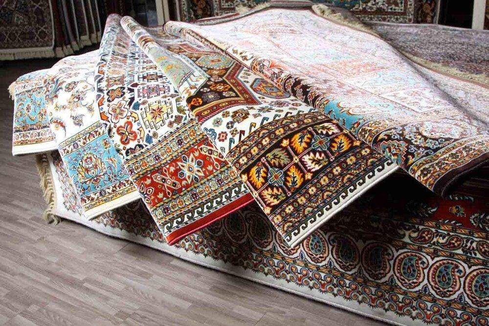 گره در فرش مازندران  چشم به راه بازارچه دائمی