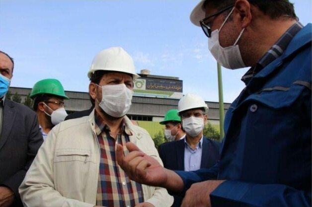 سمنان یکی از مرغوبترین فرو سیلیسهای کشور را تولید میکند