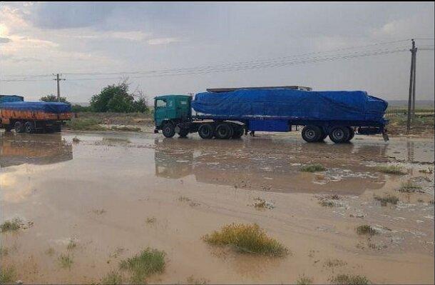 شهرستانهای استان ایلام در معرض سیلاب هستند