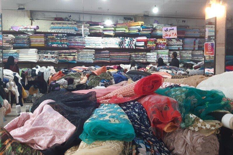 افزایش ۳برابری نرخ پارچه در اصفهان؛ قانون کار دستانداز فضای کسب و کار است