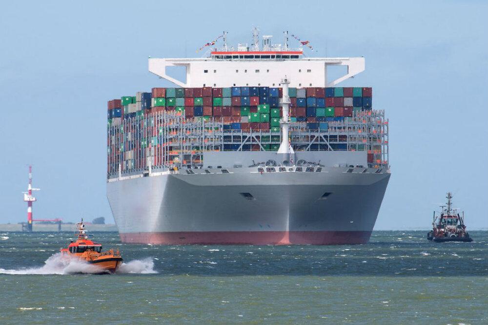 ورود کشتی با خدمه مبتلا به کرونا به کشور صحت ندارد