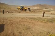 رفع تصرف ۱۲۰۰ هکتار از اراضی ملی استان همدان طی سال جاری
