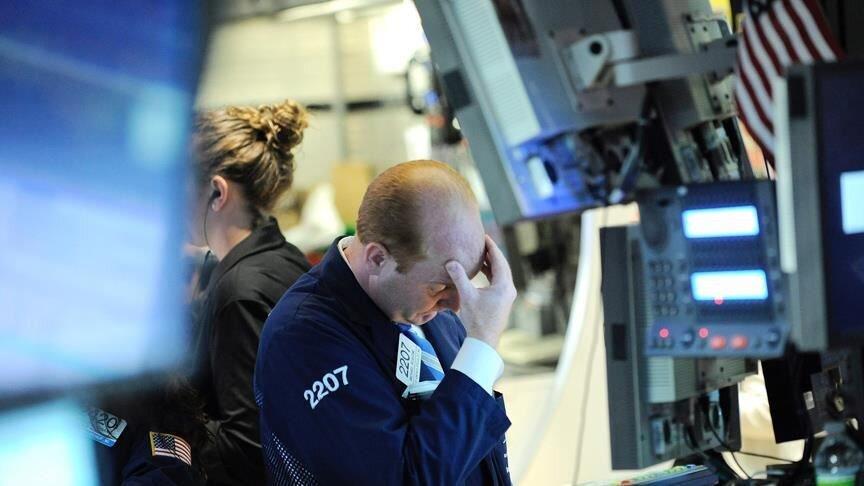 سیر نوسانی ارزش سهام در بورس نیویورک