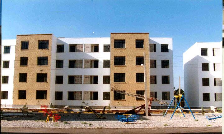 خلعید پیمانکار پروژه ۱۶۰ واحدی مسکن مهر سمنان