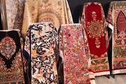 بافت بیش از ۲۲ هزار مترمربع فرش دستباف در کرمانشاه