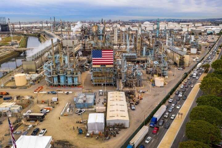 عرضه گاز آمریکا افزایش مییابد