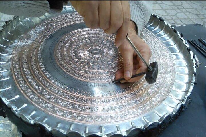هنر قلم زنی در زنجان قدمتی ۹۰۰ ساله دارد