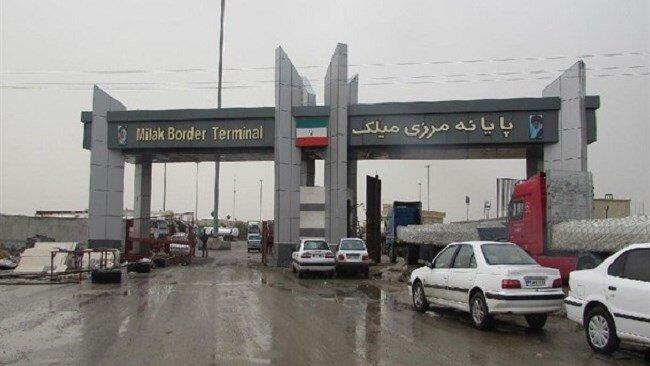 مشکلات مرز ایران و افغانستان مقطعی است