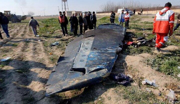 تاکنون اعتراضی نسبت به گزارش سانحه هواپیمایی اوکراین دریافت نکردیم