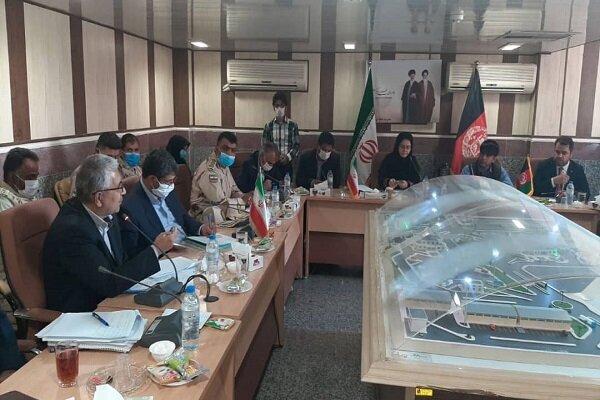 تفاهمنامه همکاری بین سیستان و بلوچستان و ولایت نیمروز افغانستان امضا شد