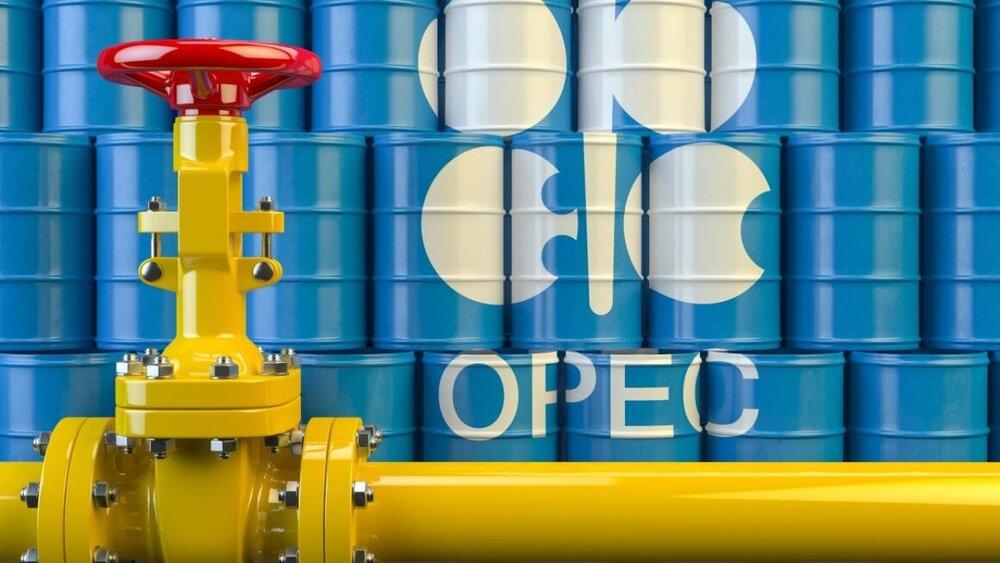 قیمت سبد نفتی اوپک به ۶۲ دلار نرسید