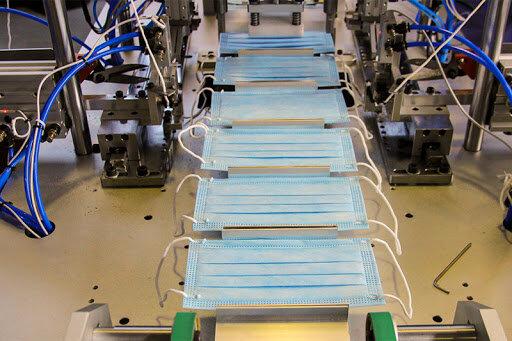 تولید روزانه ۵ میلیون ماسک در البرز