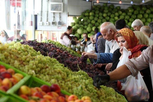 جمعه بازار و بازارهای روزانه مراغه تعطیل شد