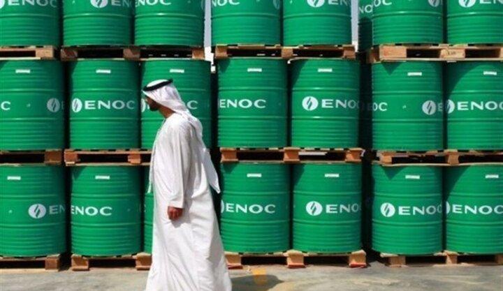 صادرات نفت عربستان کاهش یافت