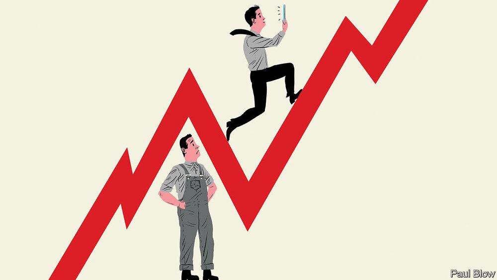 افزایش نابرابری اقتصادی به دنبال پاندمی ها می آید