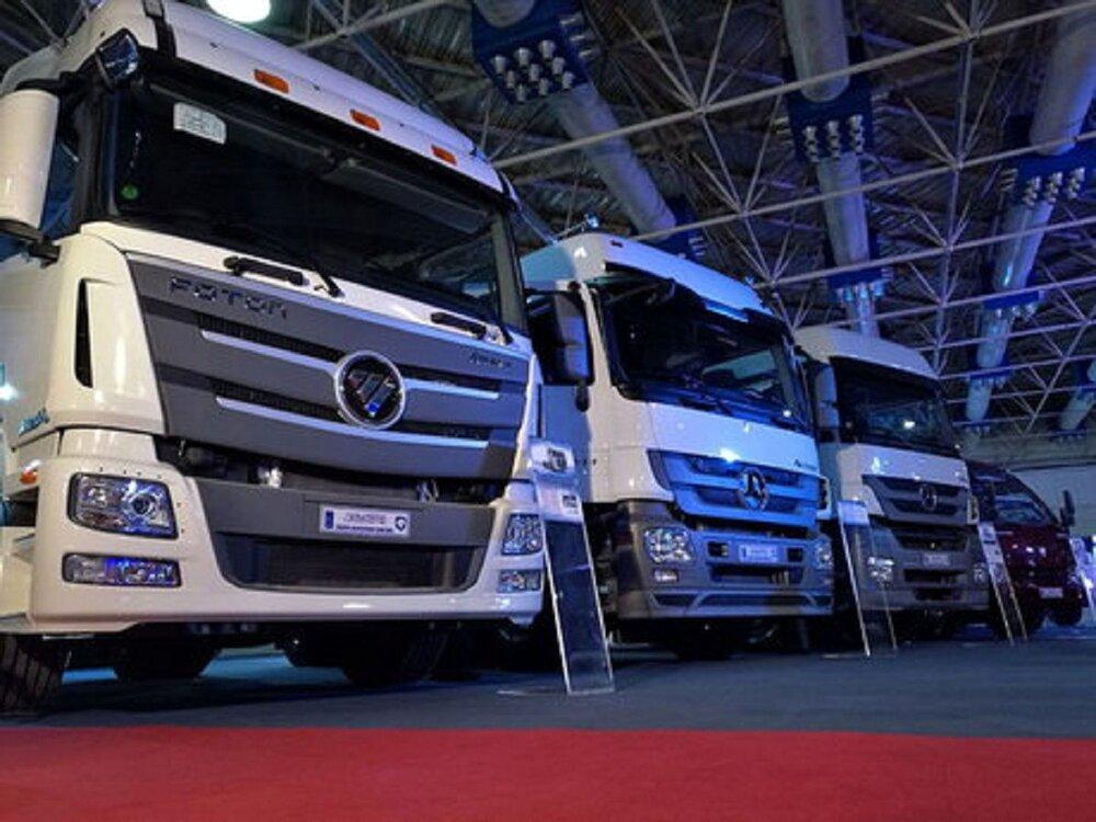 امضا قرارداد نوسازی هزار دستگاه کامیون فرسوده دیگر