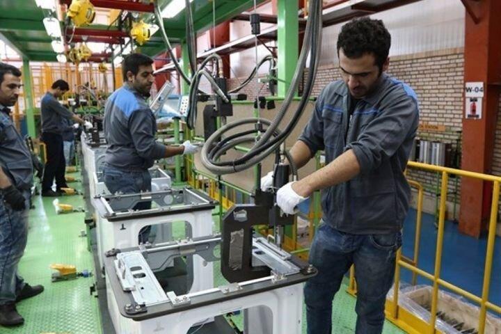 ظرفیت تولید لوازم خانگی تا ۳ برابر نیاز بازار در داخل