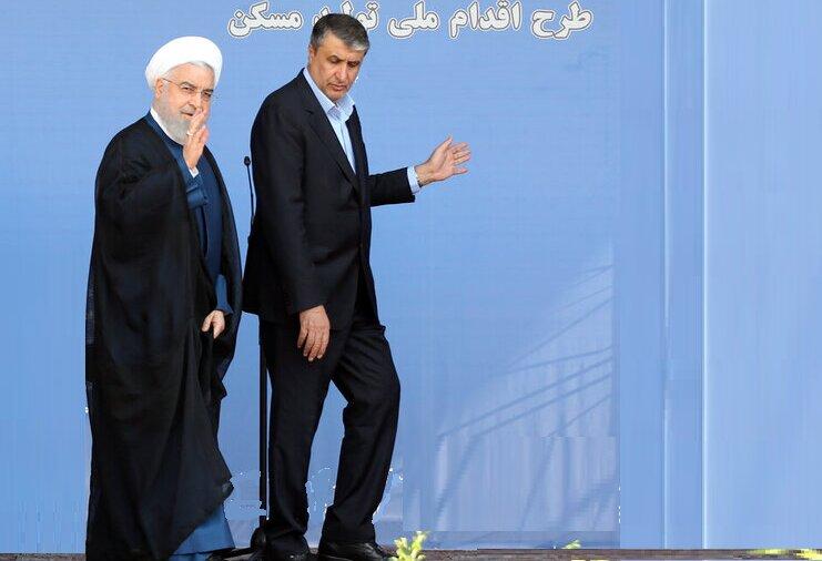 اسلامی از اجرای دستور روحانی می ترسد! | انتقال اتحادیه املاک به نفع بازار مسکن