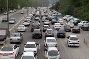 محدودیت ترافیکی ورود و خروجی تهران لغو شد