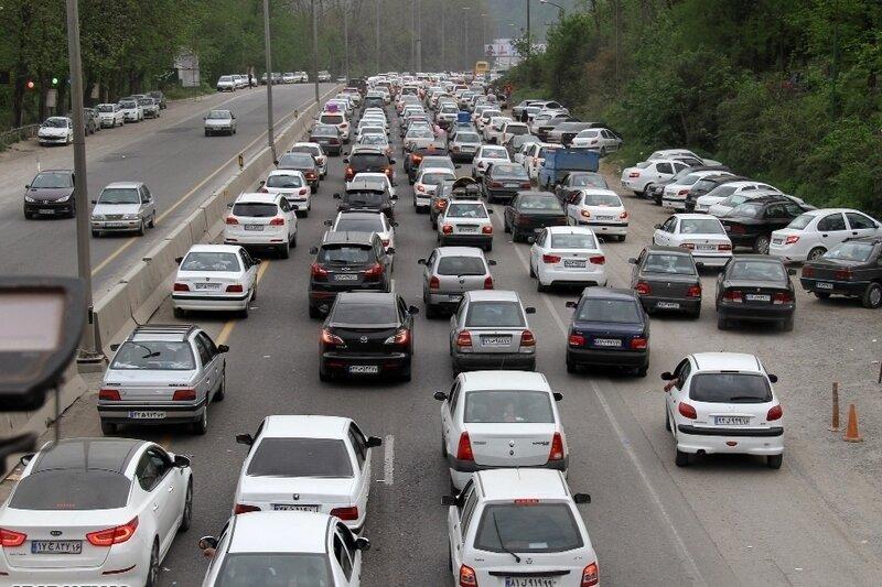 ثبت ۱۲ میلیون تردد و ورود یکمیلیون خودرو به آذربایجانشرقی