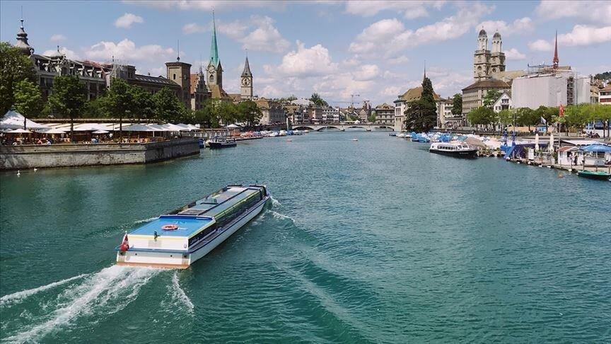 اقتصاد سوئیس ۸.۲ درصد کوچکتر شد