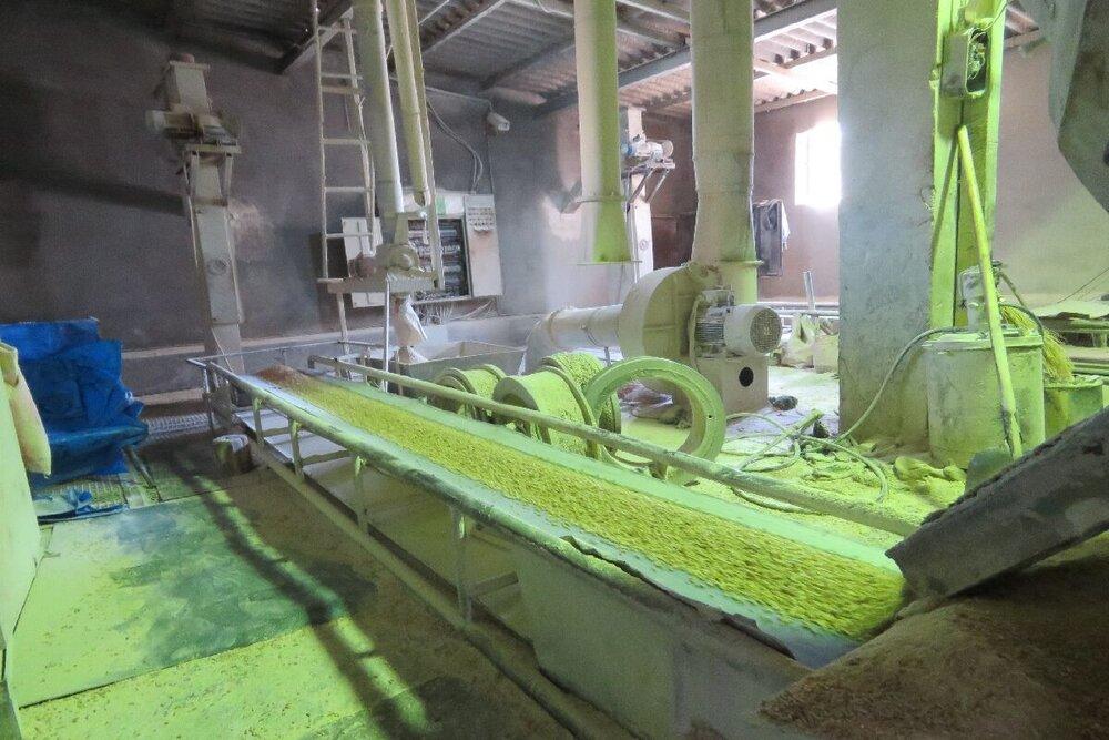 احیای واحد تولیدی خوراک دام و طیور دره شهر بعد از ۱۵ سال