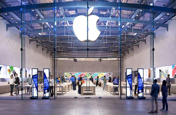 تعطیلی ۵۳ فروشگاه شرکت اپل در کالیفرنیا