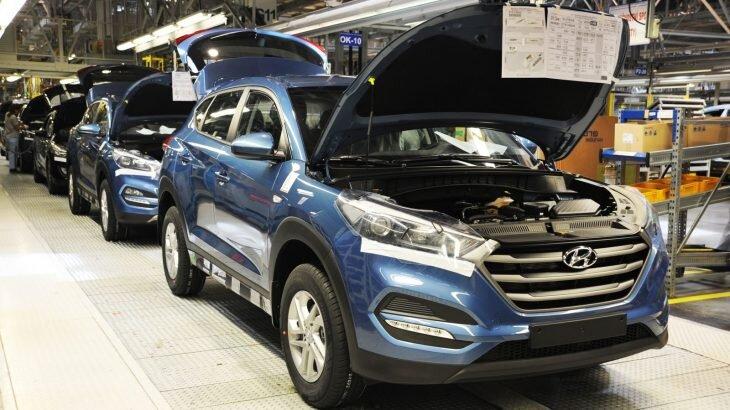 تامین قطعات برای خودروهای هیوندای در ایران