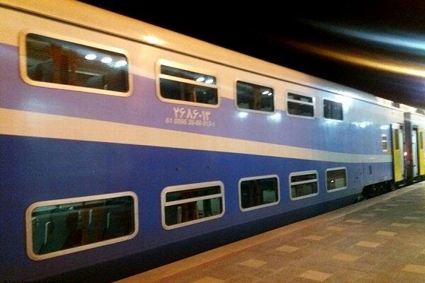 جابه جایی مسافر در راهآهن زنجان ۶۸درصد کاهش دارد