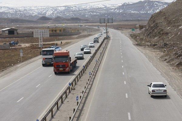 کاهش ۱۷درصدی تردد خودرو در جاده های آذربایجان شرقی