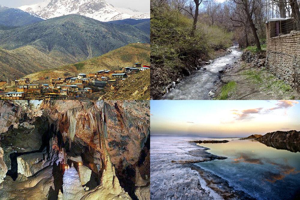 برگزاری تورهای گردشگری در قزوین بدون مانع است