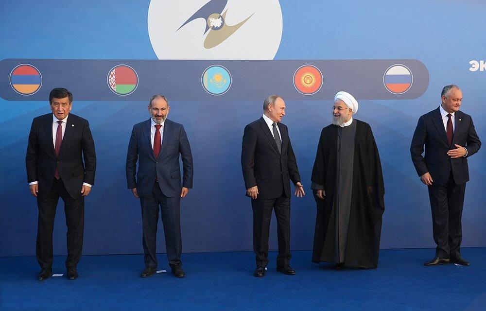 علاقه روسیه به قدرتیابی ایران در اتحادیه اوراسیا؛ جایگزینی محصولات ایرانی به جای ترک