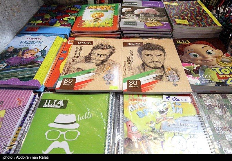 تحریمها به لوازمالتحریر ایرانی جایگاه بخشید؛ سبقت کالاهای داخلی از خارجی