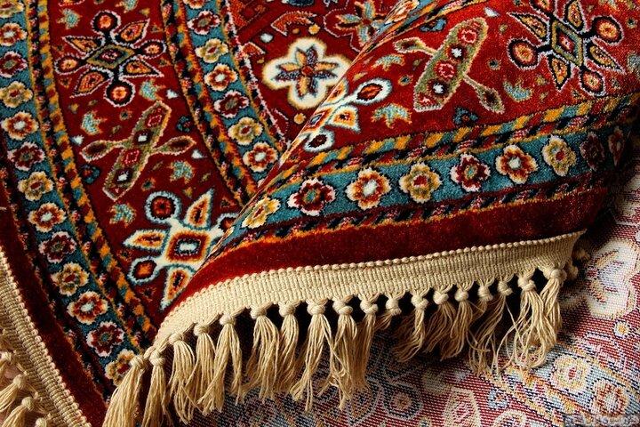 گره تحریم بر صادرات فرش دستباف خراسان جنوبی|نیازمند مدیران متخصص هستیم
