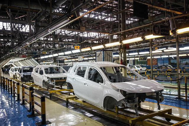 آشنایی با مراحل جذاب تولید خودرو| صفر تا صد با خط تولید خودروسازان