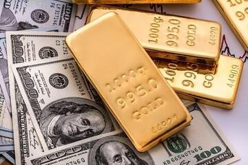 کاهش ارزش دلار امریکا همزمان با صعود قیمت طلای جهانی| بازار داخلی از هفته آینده رونق می گیرد!