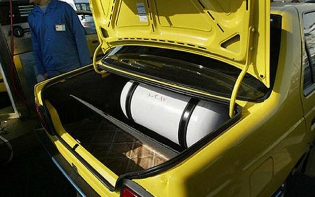 خودروهای گازسوز شده در مرز ۴ میلیون دستگاه
