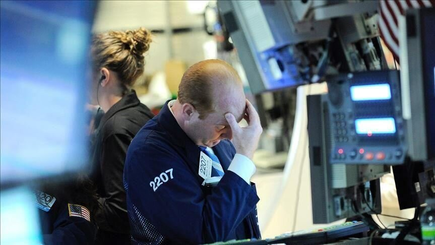 کاهش شاخص های سهام در بورس نیویورک