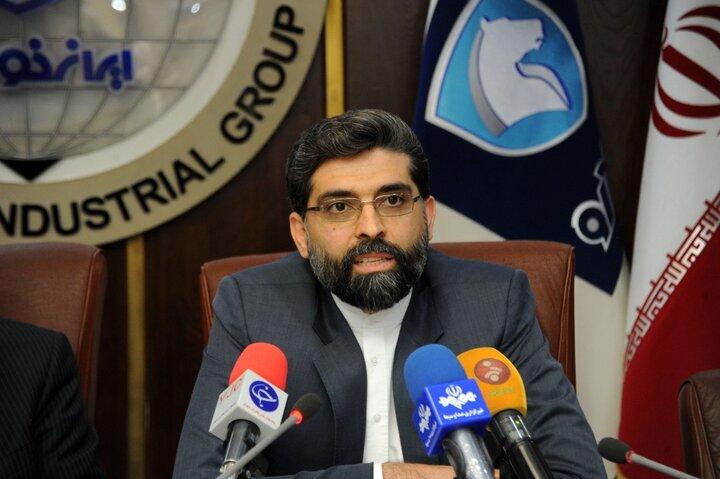 افزایش تولید در ایران خودرو| فروش ۳۷ هزار دستگاه خودرو