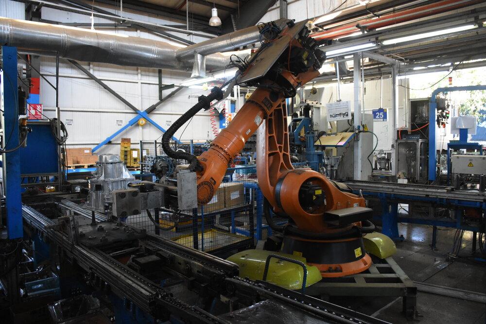 صرفه جویی ارزی ۸۷ میلیون یورویی با تولید گیربکس ۶ سرعته در کشور
