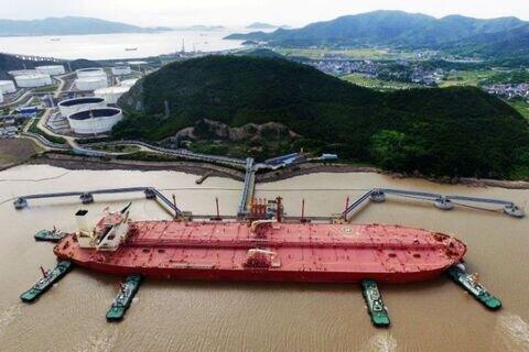 کاهش قابل توجه حجم واردات نفت خام توسط کشورهای آسیایی