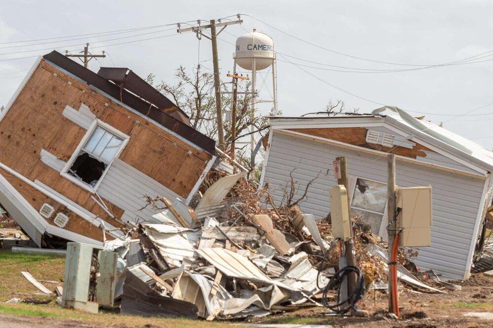 طوفان بتا در آمریکا
