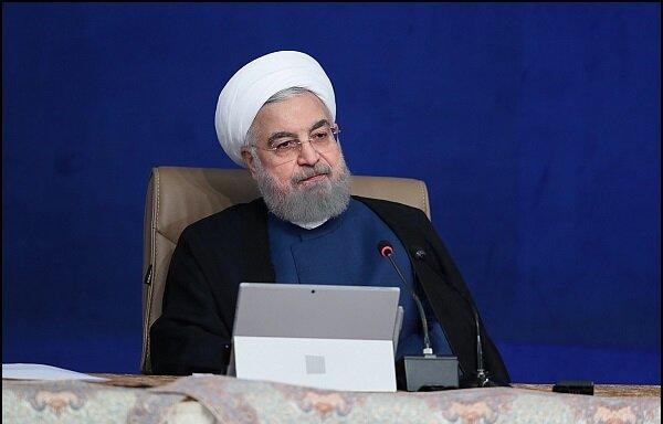 روحانی: طرح استفاده از ماسک «از خانه تا خانه» اجرا میشود