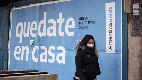 آرژانتین خواهان توافق با صندوق بین المللی پول شد