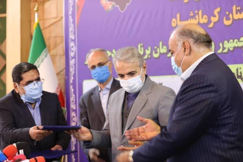 تفاهمنامه احداث مسکن «محرومان» در کرمانشاه به امضا رسید