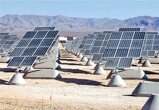 سرمایه گذاری هند در بخش تولید انرژی خورشیدی